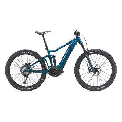 LIV INTRIGUE E+ 1 PRO E-Bike Fully 2019 | Chameleonblue-Black