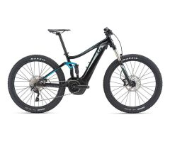 LIV EMBOLDEN E+ 2 E-Bike Fully 2019 | Black-Teal-Grey