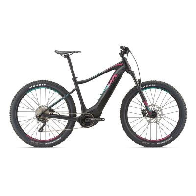 LIV VALL-E+ 1 PRO E-Bike Hardtail 2019 | Black-Magenta-Tealgreen Matt-Gloss