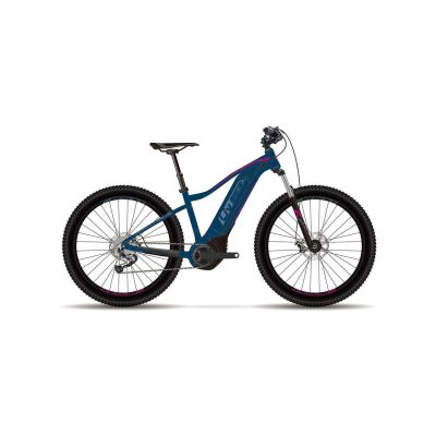 LIV VALL-E+ 3 POWER E-Bike Hardtail 2019 | Trueblue-Magenta