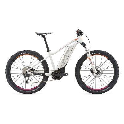 LIV VALL-E+ 3 E-Bike Hardtail 2019 | White-Magenta-Orange
