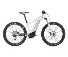 LIV VALL-E+ 3 E-Bike Hardtail 2019 | White-Magenta-Orange