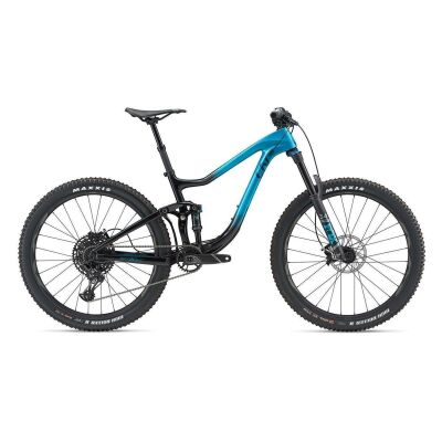 LIV INTRIGUE ADVANCED 2 MTB Fully 2019 | Teal-Black