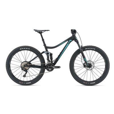 LIV EMBOLDEN MTB Fully 2019 | Black-Turquoise Matt