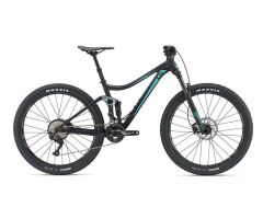 LIV EMBOLDEN MTB Fully 2019 | Black-Turquoise Matt