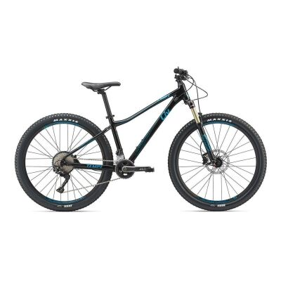 LIV TEMPT 0 MTB Hardtail 2019 | Black-Tealblue