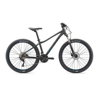 LIV TEMPT 1 MTB Hardtail 2019 | Metallicblack-Chameleonblue Matt-Gloss