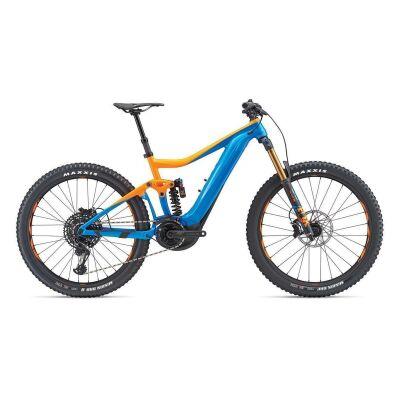 GIANT TRANCE SX E+ 0 PRO E-Bike Fully 2019 | Blue-Orange
