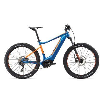 GIANT FATHOM E+ 2 PRO E-Bike Hardtail 2019 | Cobaltblue-Neonorange