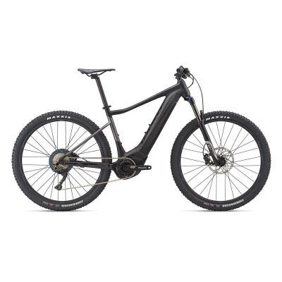 GIANT FATHOM E+ 2 PRO 29ER E-Bike Hardtail 2019 | Black-Grey Matt-Gloss