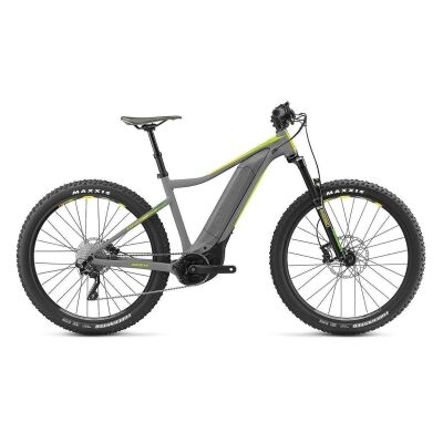 GIANT FATHOM E+ 3 29ER E-Bike Hardtail 2019 | Solidgrey-Neonyellow