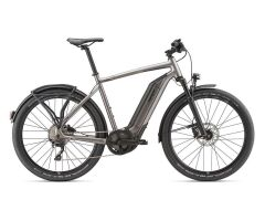 GIANT QUICK-E+ E-Bike Commuter 2020 | Metallicanthracite...
