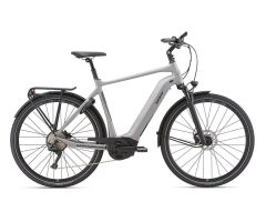 GIANT ANYTOUR E+ 0 GTS E-Bike Trekking 2019 | Solidgrey