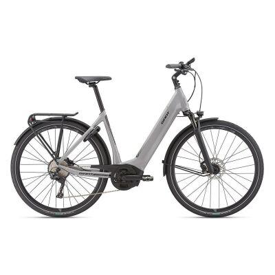 GIANT ANYTOUR E+ 0 LDS E-Bike Tiefeinsteiger 2020 | Solidgrey