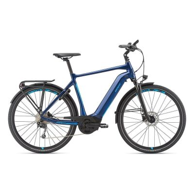 GIANT ANYTOUR E+ 2 GTS E-Bike Trekking 2020 | Metallicblue