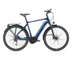 GIANT ANYTOUR E+ 2 GTS E-Bike Trekking 2019 | Metallicblue