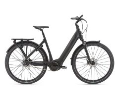 GIANT DAILYTOUR E+ 1 LDS E-Bike Tiefeinsteiger 2020 | Black