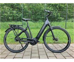 GIANT DAILYTOUR E+ 1 LDS E-Bike Tiefeinsteiger 2020 | Black