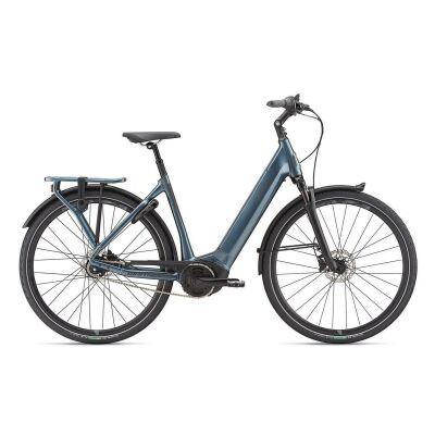 GIANT DAILYTOUR E+ 2 LDS E-Bike Tiefeinsteiger 2020   Steelblue