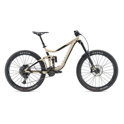 GIANT REIGN SX 1 MTB Fully 2019 | Desertsand-Black Matt-Gloss