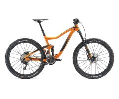 GIANT TRANCE 1.5 MTB Fully 2019 | Metallicorange-Black