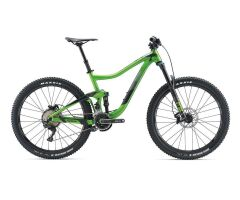 GIANT TRANCE 2 MTB Fully 2019  Metallicgreen-Black