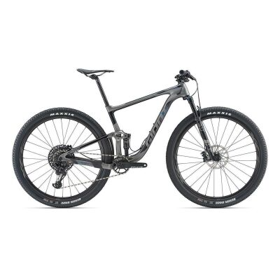 GIANT ANTHEM ADVANCED PRO 1 MTB Fully 2019 | Charcoalgrey-Carbonblack-Iris Matt-Gloss