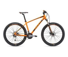GIANT TALON 2 MTB Hardtail 2019 | Neonorange-Black-Grey