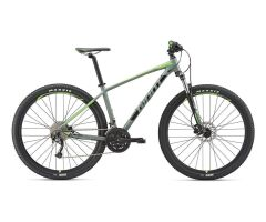 GIANT TALON 3 29ER MTB Hardtail 2019 | Grey-Black-Neongreen