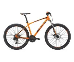 GIANT ATX 2 26 MTB Hardtail 2019 | Neonorange-Black