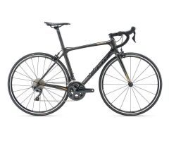 GIANT TCR ADVANCED 1 Rennrad 2019 | Charcoalgrey-Black...