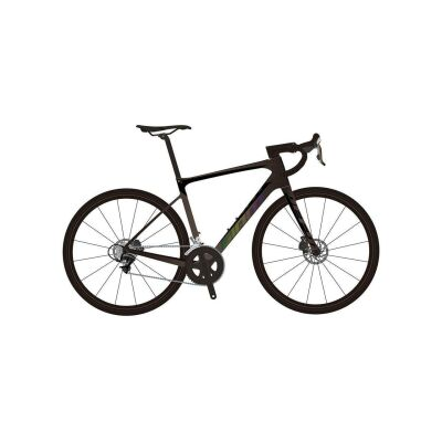 GIANT DEFY ADVANCED PRO 0 Endurance-Rennrad 2019 | Gunmetalblack-Iris Matt-Gloss