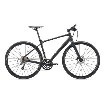 GIANT FASTROAD SL 1 Fitness-Bike 2019 | Black Matt-Gloss