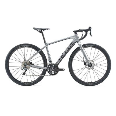 GIANT TOUGHROAD SLR GX 1 Cross/Adventure Bike 2019 | Charcoalgrey-Black Matt