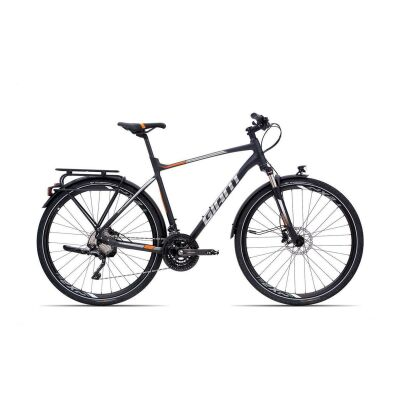 GIANT ALLTOUR SLR 1 Trekkingrad 2019 | Charcoalgrey-Chrome-Orange Matt