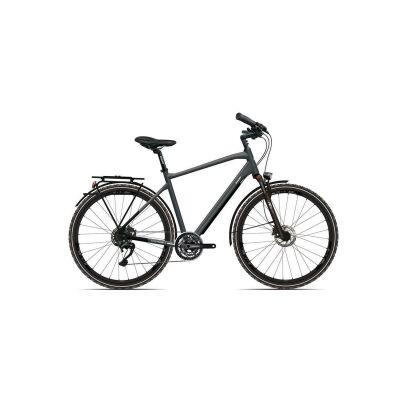 GIANT ANYTOUR RS 1 Trekkingrad 2019 | Metalliccharcoalgrey-Black-Reflectivesilver