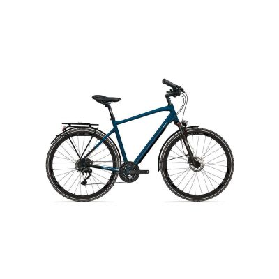 GIANT ANYTOUR RS 3 Trekkingrad 2019 | Deepoceanblue-Black-Reflectivesilver Matt