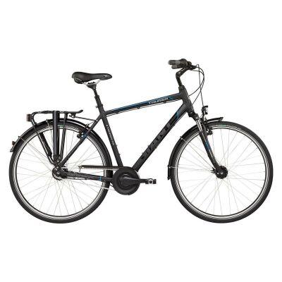 GIANT TOURER GTS Urban/City Bike 2021 | Black-Blue Matt-Gloss