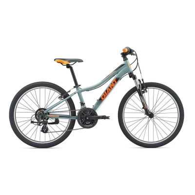 GIANT XTC JR. 24 Kinderrad 2019 | Grey-Neonred-Black