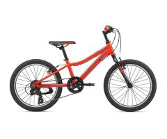 GIANT XTC JR. LITE 20 Kinderrad 2019 | Neonred-Black-Grey