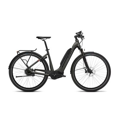 FLYER UPSTREET5 7.10 Tiefeinsteiger E-Bike 2019 | Anthracite