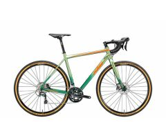 KTM X-STRADA Gravelbike 2019 | Green+Orange