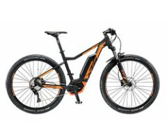 KTM MACINA ACTION 291 E-MTB Hardtail 2019 | Black...