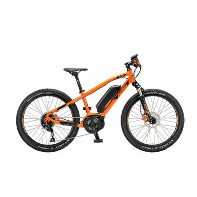 KTM MACINA MINI ME 241 E-MTB Hardtail 2019 | Orange+Black