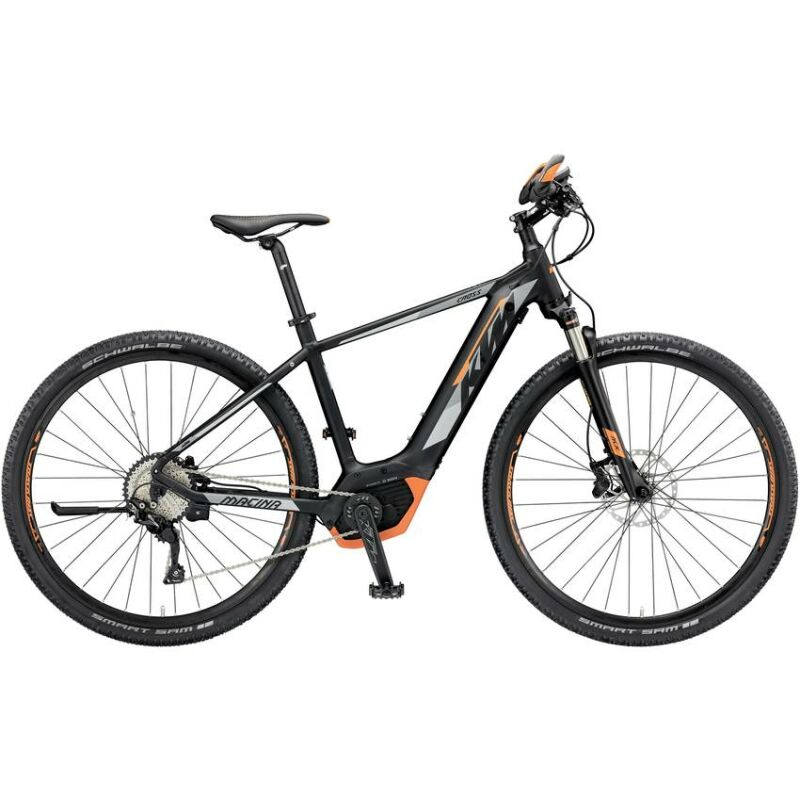 ktm macina cross 10 cx5 damen e bike 2019 black matt. Black Bedroom Furniture Sets. Home Design Ideas