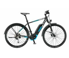 KTM MACINA CROSS LFC 9 CX5 Damen E-Bike 2019 | Black...