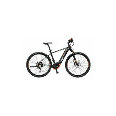 KTM KTM R2R CROSS 10 CX5CO Damen E-Cross E-Bike 2019 | Black Matt+Grey+Orange
