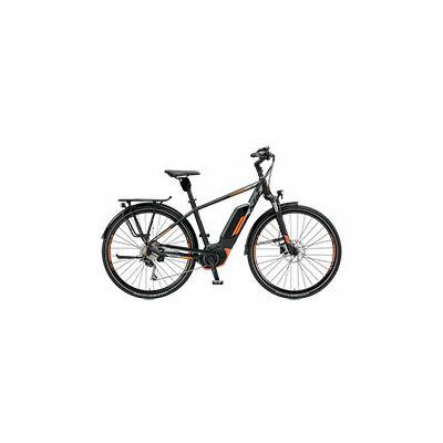 KTM MACINA FUN 9 CX5 Damen Trekking E-Bike 2019 | Black Matt+Grey+Orange