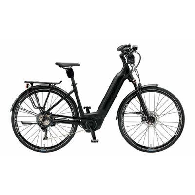 KTM MACINA CITY ABS 11 Tiefeinsteiger City E-Bike 2019   Black Matt