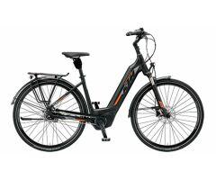 KTM MACINA CITY 5 Tiefeinsteiger City E-Bike 2019 | Black...